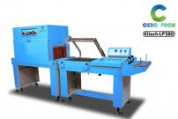 Semi Auto L Bar Sealing Shrinking Packager